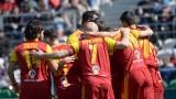 Георги Костадинов: Борим се за Лига Европа с всички сили