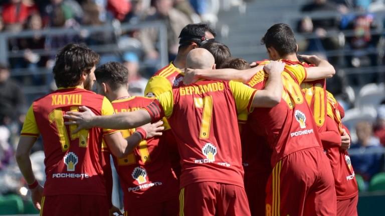 Нов силен мач за Георги Костадинов с екипа на Арсенал (Тула)