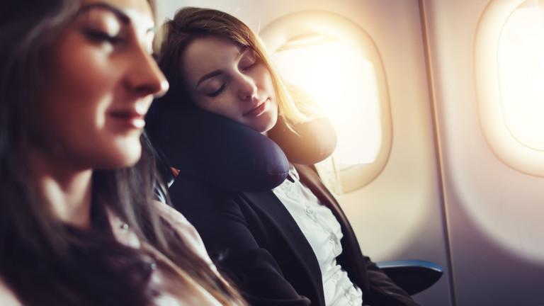 Как да направим пътуването със самолет по-приятно