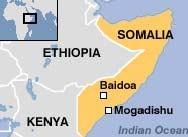 Момче загина при атака срещу резиденцията на президента на Сомалия