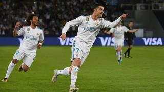 Кристиано: Искам да завърша кариерата си в Реал (Мадрид)
