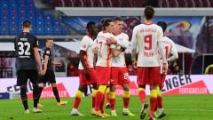 РБ Лайпциг победи с 2:0 Вердер (Бремен) в Бундеслигата