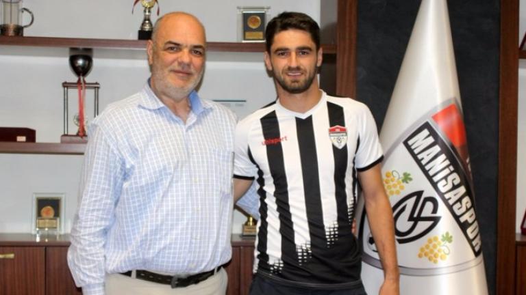 Даниел Димов остава за нови два сезона в Манисаспор