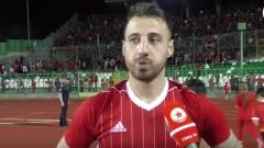 Бодуров: Роден съм за голмайстор (ВИДЕО)