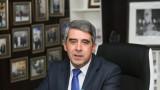 Плевнелиев предупреждава, че много глобални сили не спят на Балканите