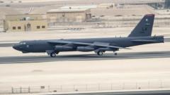 САЩ готвят летище за бомбардировачи B-52 в Ирак