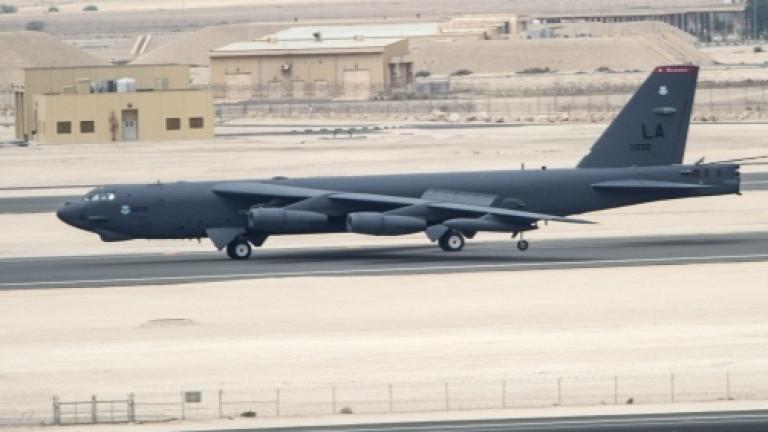 САЩ използвали бомбардировачи Б-52 и тежковъоръжени самолети AC-130 при атаката
