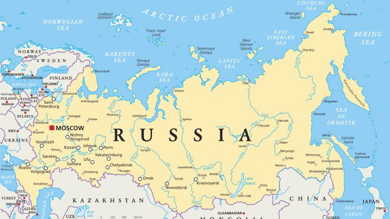 Стотици цигани принудително изселени от село в Русия