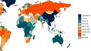 Проучване: Над 900 000 жертви на COVID в САЩ