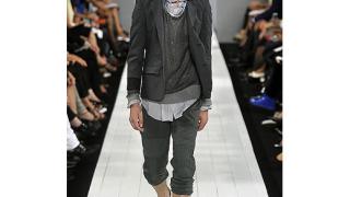 Мъжката мода за пролет 2009 (галерия)