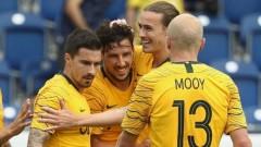 Австралия победи Чехия с 4:0 в контрола