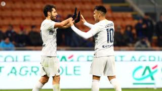 Интер не се затрудни с Беневенто за Купата на Италия