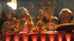 Хиляди се стичат при тракийските ни съкровища
