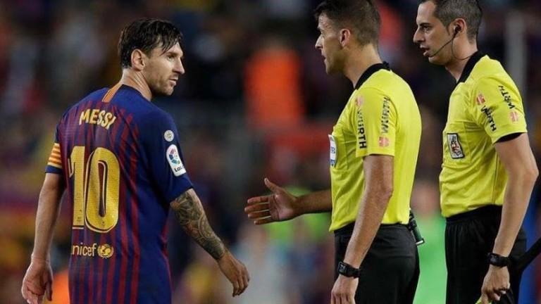 Барселона направи първа грешка през сезона. Каталунците завършиха наравно с