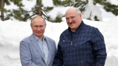 Путин и Лукашенко укрепват съвместни отбранителни системи