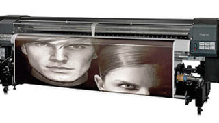 Hewlett-Packard представи принтер за свръхширокоформатен печат