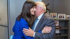 В Страсбург гласуват кандидатурата на Мария Габриел