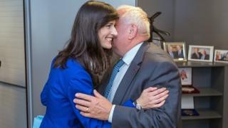 Български евродепутати поздравяват Мария Габриел