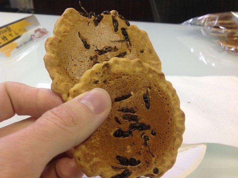 Бисквити с  оси