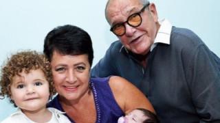 79-годишният актьор Емануил Виторган стана баща за четвърти път