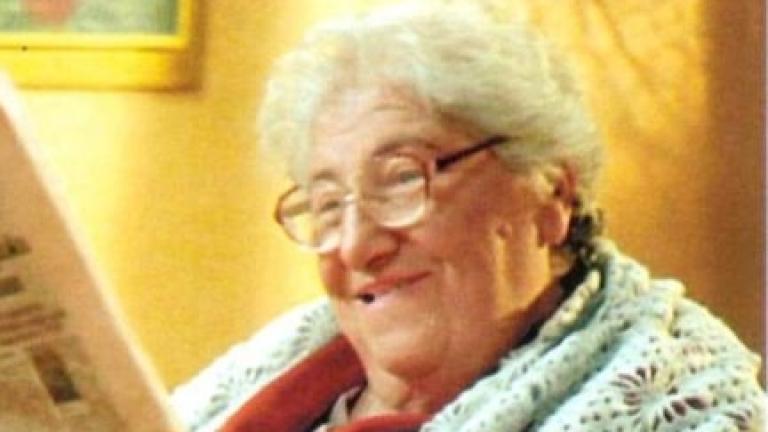 Почина актрисата Надя Тодорова
