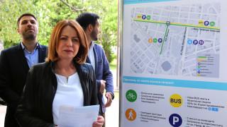 Проект цели велосипедистите да станат 5% от пътуващите в София