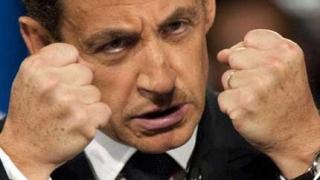 Саркози се закани на Ал-Кайда заради убития заложник