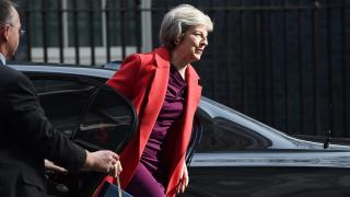 Тереза Мей влиза в битката за лидер на консерваторите