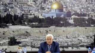 """Абас нарече посланика на САЩ в Израел """"кучи син"""""""