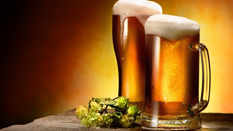 Първата бира от марихуана