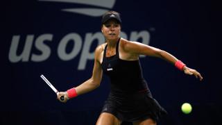 Анет Контавейт е първата естонка на финал от WTA Premier 5