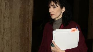 Прокурорът Бецова не знае защо искат да я наказват