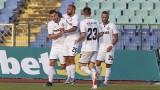 Славия победи Локомотив (Пловдив) с 4:2 в мач от Първа лига