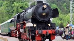 С парни локомотиви БДЖ отбелязва 130 години от създаването си