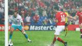 Швейцария води на Турция с 1:0 след първата част
