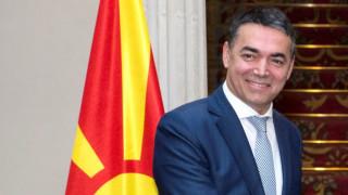 Никола Димитров: В ЕС ще влезем като македонци, които говорят македонски език
