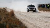 """Карлос Сайнс поведе в класирането на рали """"Дакар"""" при автомобилите"""