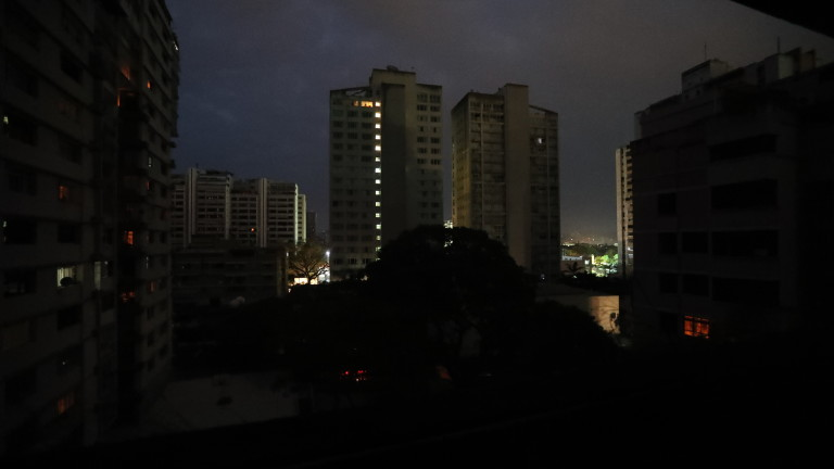 Венецуела има ток