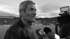 България се прощава с Динко Дерменджиев