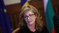 Да убедим скептичните за еврочленството на Македония и Албания, иска Захариева