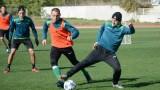 Атанас Зехиров и Илия Миланов пропуснаха тренировакта на Черно море
