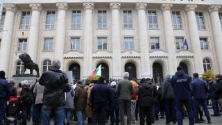"""Право и свобода поискаха участниците в марша на """"Правосъдие за всеки"""""""