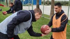 Адаптацията на Ахмед Ахмедов в ЦСКА върви отлично