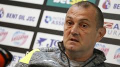 Загорчич: ЦСКА е фаворит, но няма да се предадем без бой