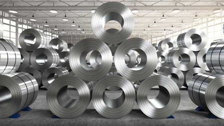 Най-големият производител на стомана в света спечели много от митата на Тръмп