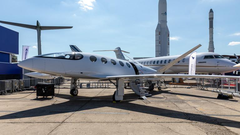 Британският нискотарифен превозвач EasyJet ще започне да използва електрически самолети