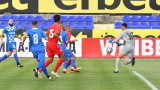 Арда - Монтана 0:0, вратарят на гостите с две добри спасявания