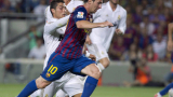 Роналдо диша прахта на Меси от началото на годината