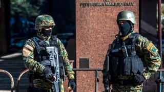 Опасност от терористични атаки в Македония, предупреждава Външно