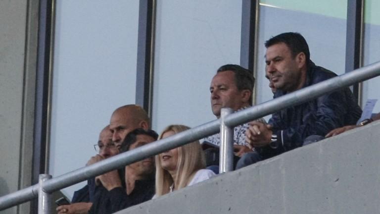Кирил Вангелов напусна Левски и каза: Смяната на треньора беше грешка